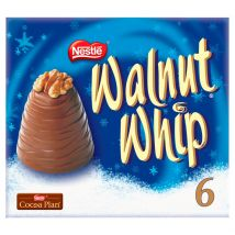 Walnut Whip 6 pack 180g