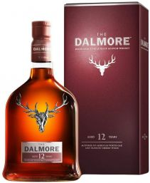 Dalmore 12 Year Old Single Malt Whisky 70cl