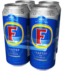 Fosters Premium Lager 24 x 440ml