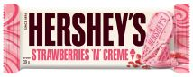 Hersheys Strawberries & Cream 39g