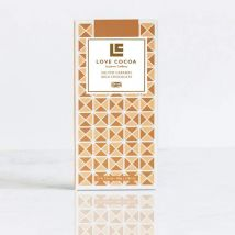 Salted Caramel Milk Chocolate Bar 80g