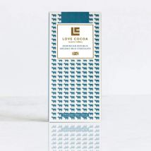 Dominican Republique 37% Organic Milk Chocolate Bar 80g