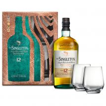 Singleton Dufftown 12 Year Old 70cl Giftset With 2 Glasses